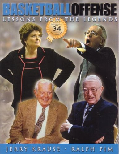 9781585188918: Basketball Offense: Lessons from the Legends