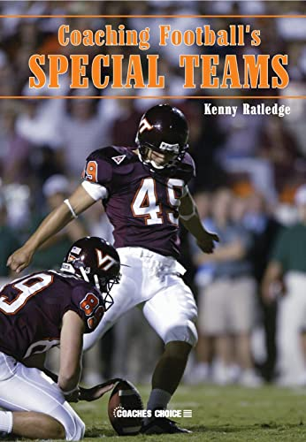9781585189144: Coaching Football's Special Teams