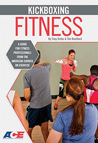 9781585189168: Kickboxing Fitness: A Guide For Fitness Professionals From The American Council On Exercise (Guides for Fitness Professionals)