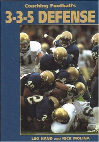 9781585189182: Coaching Football's 3-3-5 Defense