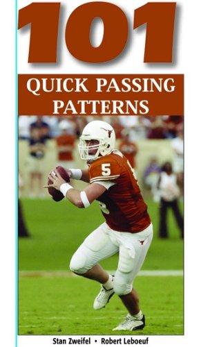 101 Quick Passing Patterns: Stan Zweifel
