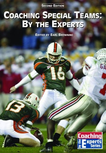 9781585189236: Coaching Special Teams: By The Experts (Coaching by the Experts)