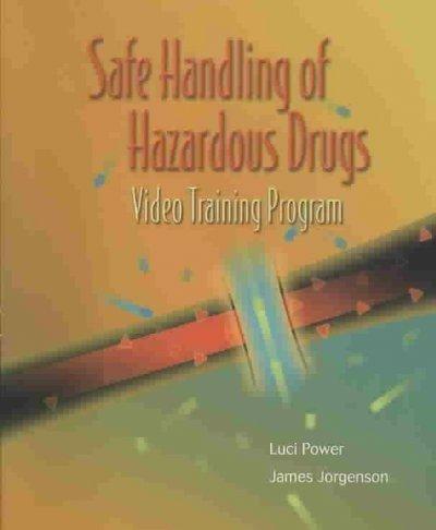 9781585281381: Safe Handling of Hazardous Video Training Program - VHS & Workbook