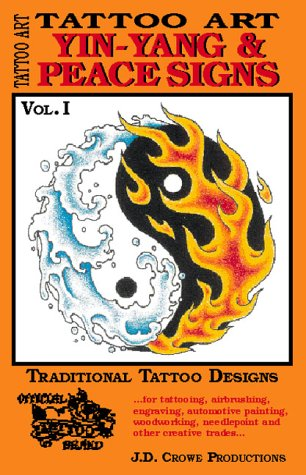 Yin-Yang & Peace Signs Vol.I (1585310735) by J. D. Crowe