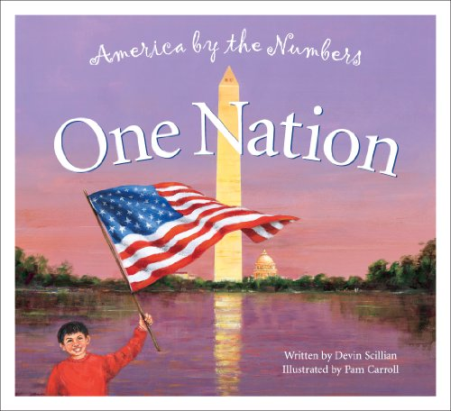 9781585360635: One Nation: America by the Num (State Counting Series)