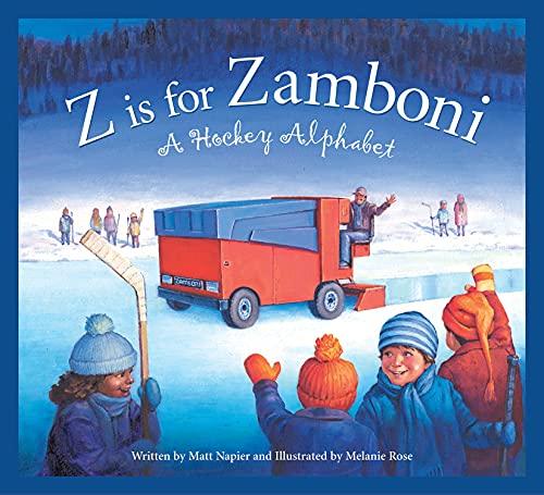 9781585360659: Z is for Zamboni: A Hockey Alphabet (Sports Alphabet)