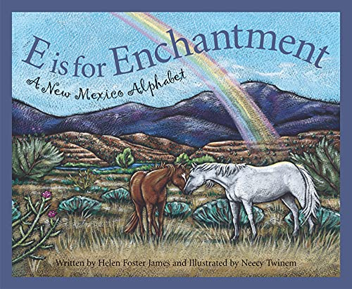 E Is for Enchantment: A New Me (Discover America State by State): James, Helen Foster; Burg, Ann E.