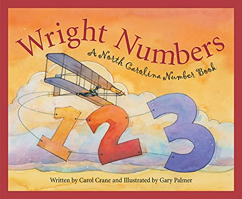 9781585361960: Wright Numbers: A North Carolina Number Book (America by the Numbers)