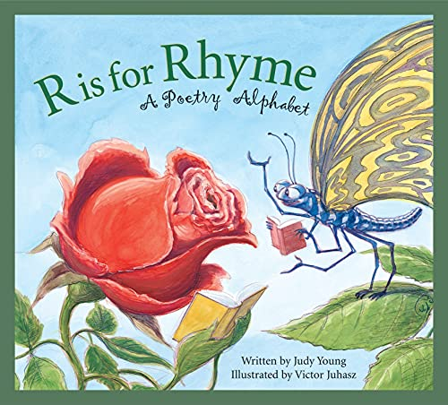 9781585362400: R is for Rhyme: A Poetry Alphabet (Art and Culture)