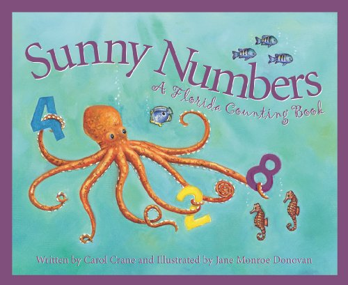 9781585362462: Sunny Numbers: A Florida Counting Book (America by the Numbers)