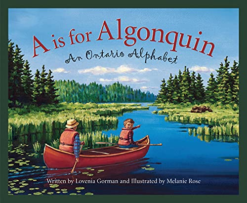 9781585362639: A is for Algonquin: An Ontario Alphabet