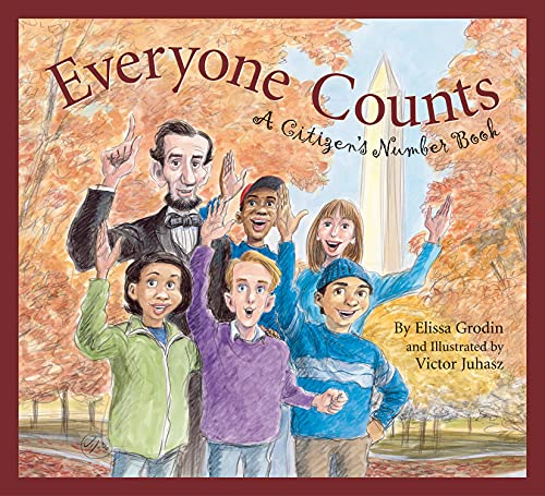 9781585362950: Everyone Counts: A Citizens' Number Book (America by the Numbers)