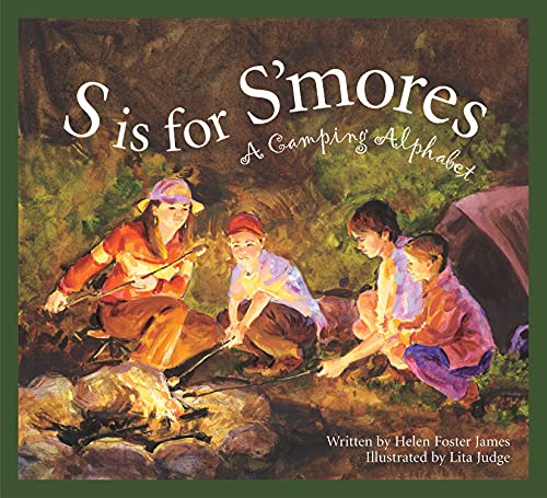 9781585363025: S Is for S'Mores: A Camping Alphabet (Sleeping Bear Press Sports & Hobbies)