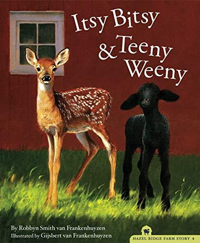 9781585364176: Itsy Bitsy and Teeny Weeny (The Hazel Ridge Farm Stories)
