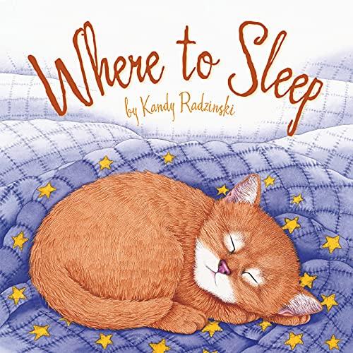 Where to Sleep: Kandy Radzinski