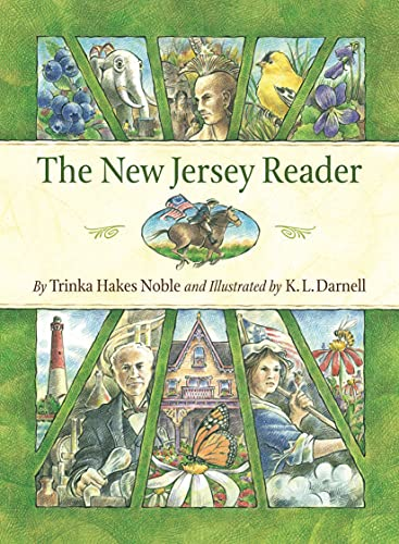 The New Jersey Reader (State/Country Readers) (158536438X) by Trinka Hakes Noble