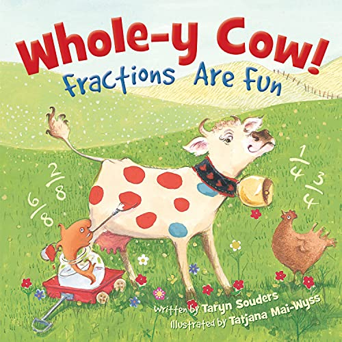 9781585364602: Whole-y Cow! Fractions are Fun