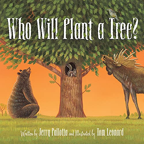 9781585365029: Who Will Plant a Tree?