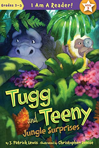 Jungle Surprises (I Am a Reader!: Tugg and Teeny): Lewis, Patrick