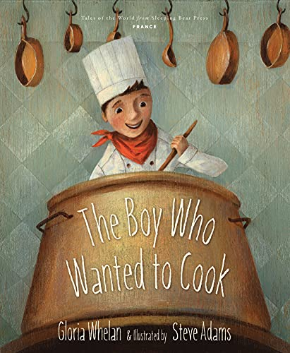 9781585365340: The Boy Who Wanted to Cook (Tales of the World)