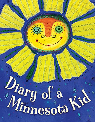 Diary of a Minnesota Kid (State Journal) (1585365394) by Sleeping Bear Press