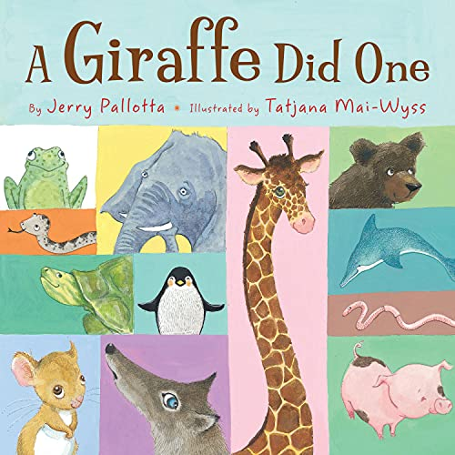 9781585366415: A Giraffe Did One