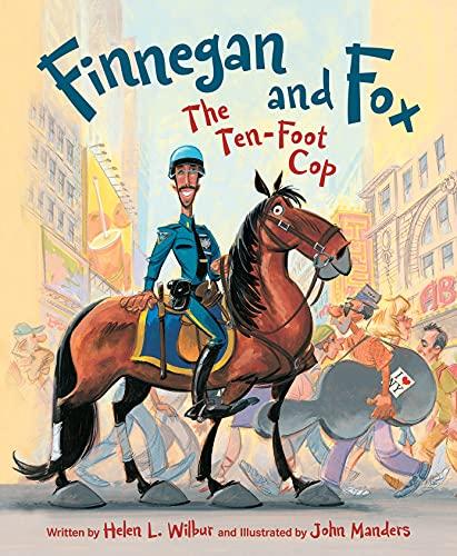 9781585367849: Finnegan and Fox: The Ten-Foot Cop