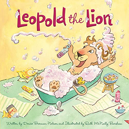 Leopold the Lion: Brennan-Nelson, Denise