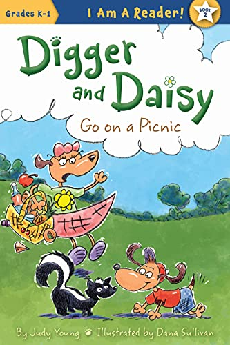 Digger and Daisy Go on a Picnic (I Am a Reader!: Digger and Daisy): Young, Judy