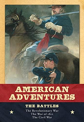The Battles (American Adventures): Papp, Lisa; Noble, Trinka Hakes