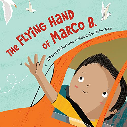 9781585368884: The Flying Hand of Marco B.