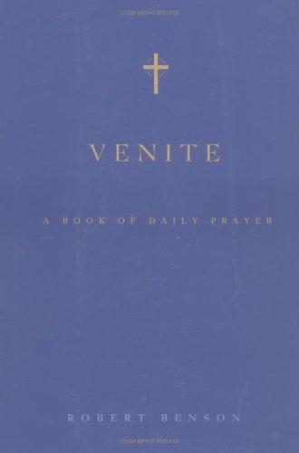 9781585420131: Venite: A Book of Daily Prayer