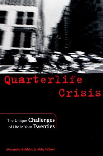9781585421060: Quarterlife Crisis: The Unique Challenges of Life in Your Twenties
