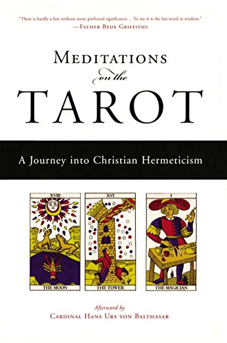 9781585421619: Meditations on the Tarot: A Journey into Christian Hermeticism