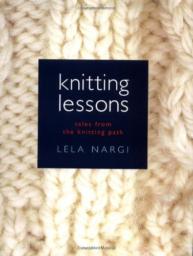 9781585422104: Knitting Lessons: Tales from the Knitting Path