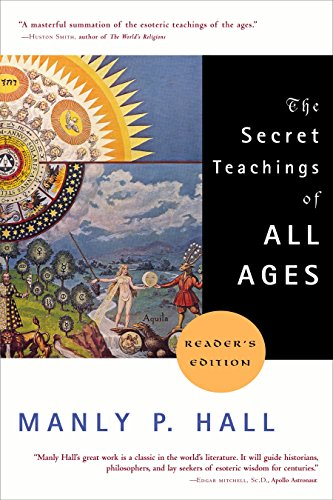 9781585422500: The Secret Teachings of All Ages (Reader's Edition)