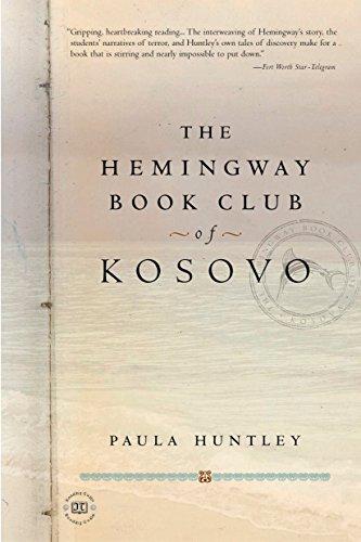 9781585422937: The Hemingway Book Club of Kosovo