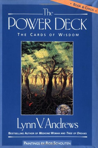 The Power Deck: The Cards of Wisdom (1585422991) by Lynn V. Andrews