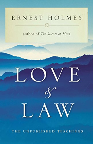 9781585423026: Love and Law: The Unpublished Teachings