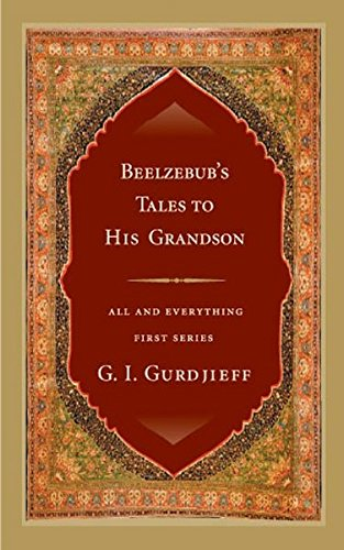 9781585424573: Beelzebub's Tales to His Grandson: All and Everything, First Series