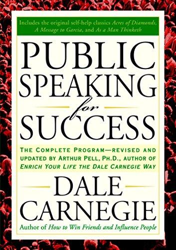 Public Speaking for Success (Paperback): Dale Carnegie