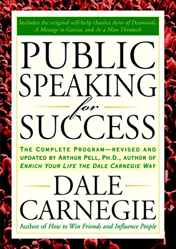 9781585424924: Public Speaking for Success
