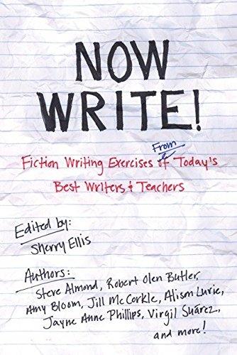 Now Write! Fiction: Ellis