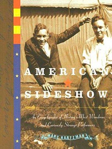 American Sideshow: Hartzman, Marc