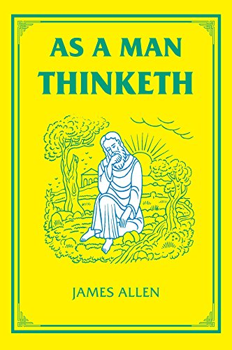 9781585425648: As a Man Thinketh (The Tarcher Family Inspirational Library)
