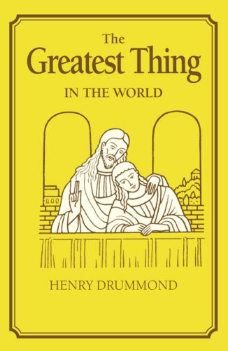 The Greatest Thing In the World (Tarcher: Drummond, Henry
