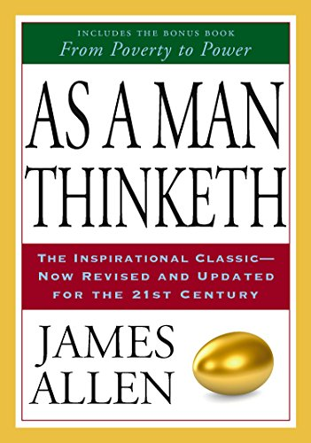 9781585426386: As a Man Thinketh