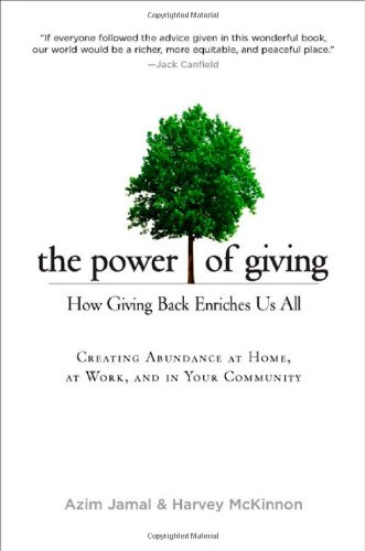 9781585426683: The Power of Giving: How Giving Back Enriches Us All