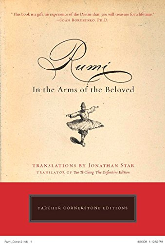9781585426935: Rumi: In the Arms of the Beloved (Cornerstone Editions)
