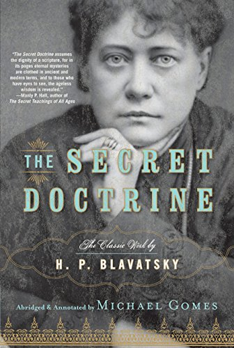 9781585427086: The Secret Doctrine: The Classic Work, Abridged and Annotated